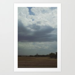 My Thoughts on the Midwest Part II Art Print
