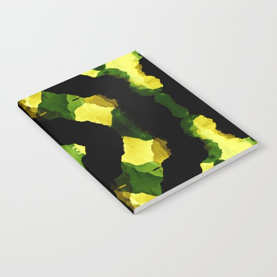 Reggae Fields Notebook