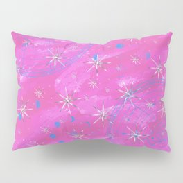 Pink Cosmo Pillow Sham