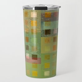 Green Layer Study 1.0 Travel Mug