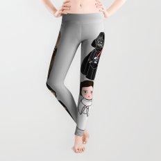Kokeshis Star W Leggings