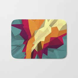 SPIKE III Bath Mat