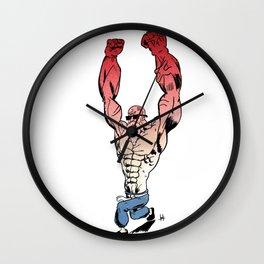Rad Roshi Wall Clock