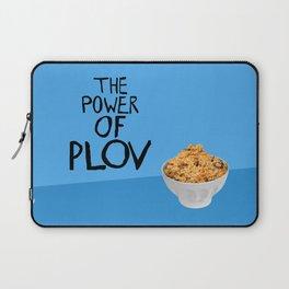 THE POWER OF PLOV Laptop Sleeve