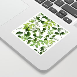 I Never Promised You an Herb Garden Sticker