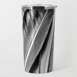 Feather Details Travel Mug