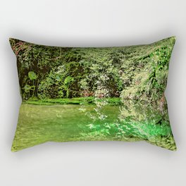 Orara River 2 Rectangular Pillow