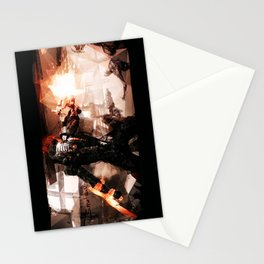 Taking Earth Back Stationery Cards