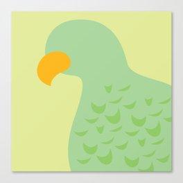 Tropical - Bird Canvas Print