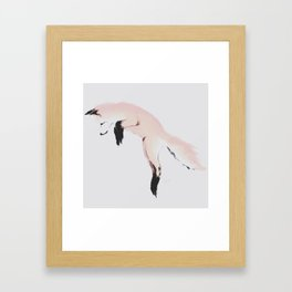 Leap Framed Art Print