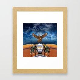 Tempestas Framed Art Print