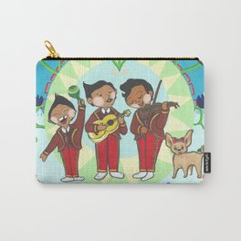 Mariachi Band Carry-All Pouch