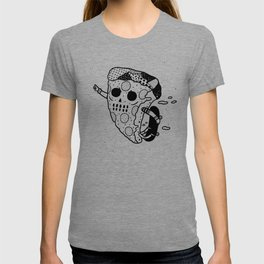 Pepperoni grab T-shirt