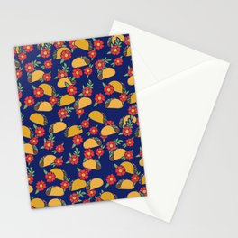 Taco Lovers Fiesta Stationery Cards
