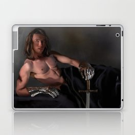 Speramus in Deum Laptop & iPad Skin