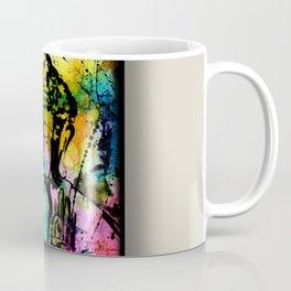 Buddha Love No.11-2018 by Kathy Morton Sta Coffee Mug