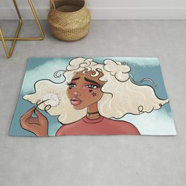 Wishes and Curls Rug