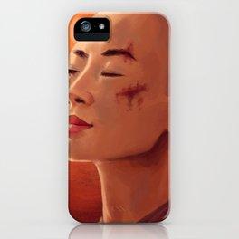 Bai Ling iPhone Case