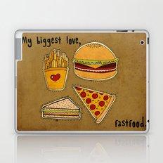 My Biggest Love Laptop & iPad Skin