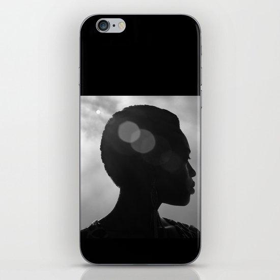 Ms. Vibrant iPhone & iPod Skin