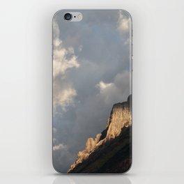 Glacier National Park Sunrise iPhone Skin