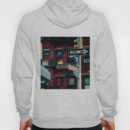 Bleecker & Sullivan Street Hoody