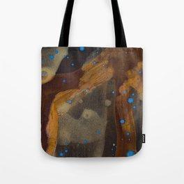 joelarmstrong_rust&gold_01 Tote Bag