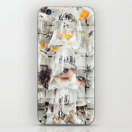 At The Goldfish Market iPhone Skin