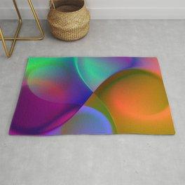 a towel full of colors -9- Rug