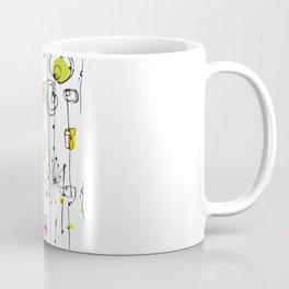 Quirky Icons Coffee Mug