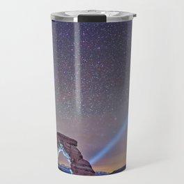 Starry Night Pointer Travel Mug