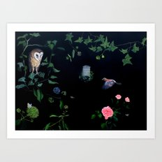 And so it is.... Art Print