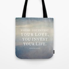 Personal Request Tote Bag