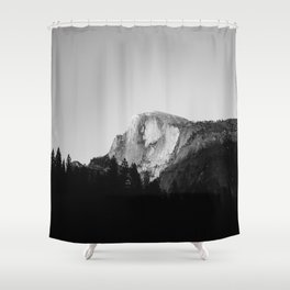 Yosemite National Park IX Shower Curtain