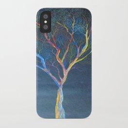Rainbow Trees iPhone Case