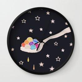 Spoonful Of Wonders Wall Clock