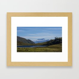 View of Ben Nevis Framed Art Print