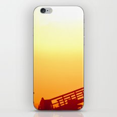 Shadows in the Sunset iPhone & iPod Skin
