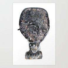 SOUL SAILOR no.4 Art Print