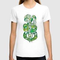 tiki T-shirts featuring TIKI  by Jun Arita