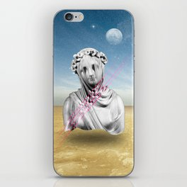 Desert Sculpture iPhone Skin