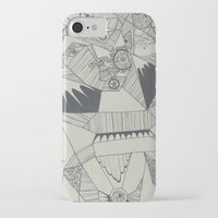 naked iPhone & iPod Cases featuring Naked by Annemiek Boonstra