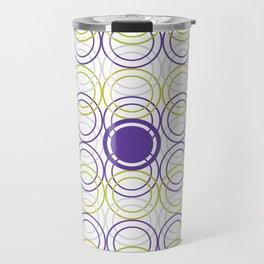 Circles Travel Mug