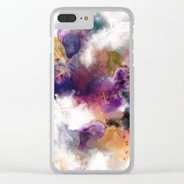 Aquarette 2 Clear iPhone Case