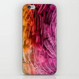 RUFFLED iPhone Skin