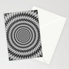 Monochrome Engineering Stationery Cards