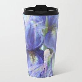 Imagine - Fantasy iris fairies Travel Mug