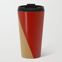 Abstract modern print 3 Travel Mug