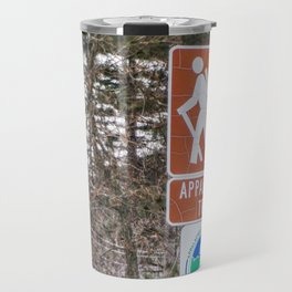 Walking the Appalachian Trail Travel Mug