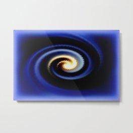 Eye of the Cyclone Metal Print